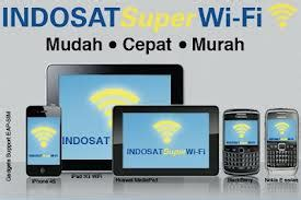 Wifi Indosat wifi dari operator selular cauchy murtopo