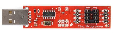 high voltage serial programming avr attiny programmer soil moisture sensor