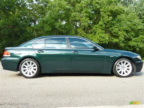 2009 bmw 745li oxford green metallic 2004 bmw 7 series 745li sedan