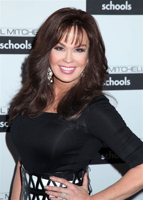 does marie osmond were a hair weav marie osmond on her beauty transformation quot i was not a