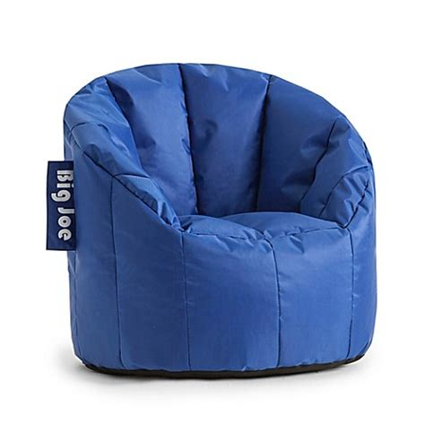 Big Joes Chairs Buy Comfort Research Big Joe Kids Lumin Chair In Sapphire