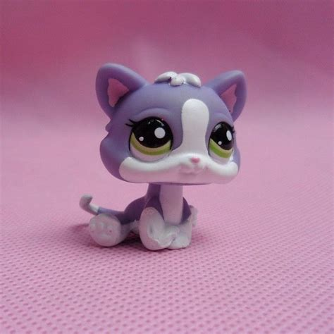 lps kittens and puppies littlest pet shop cat kitten animals figures lps toys pets and kittens
