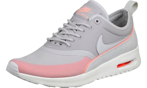 nike air max thea ultra  chaussures gris rose