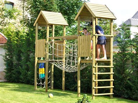 jeux pour enfants am 233 nagements d ext 233 rieur bois jardins