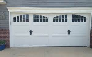 Designer Garage Doors Residential amarr classica cortona with seine windows all seasons