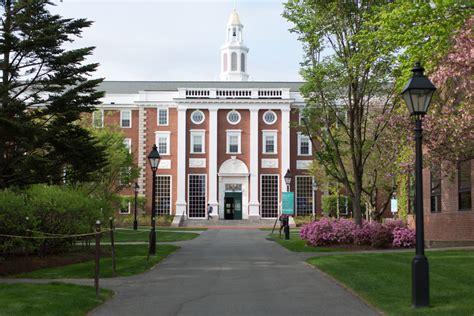 Harvard Mba Out Of Undergrad by Taps Hbs Alumni For Senior Administration