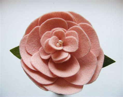 How To Make Handmade Roses - tutorial make a stem felt oh my handmade