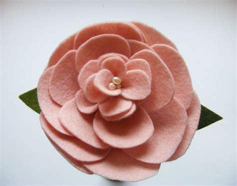 Handmade Roses - tutorial make a stem felt oh my handmade