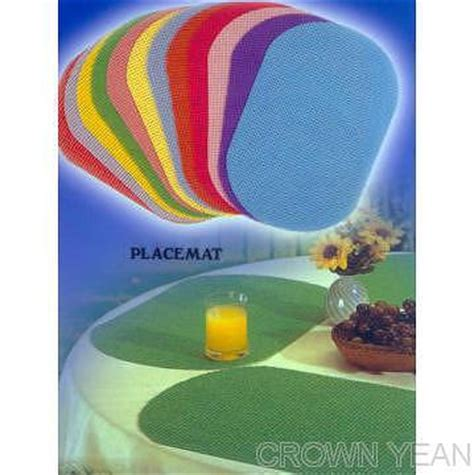 taiwan anti slip placemat crown yean corporation