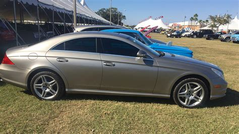 2007 Mercedes Cls550 by 2007 Mercedes Cls550 L181 1 Kissimmee 2017