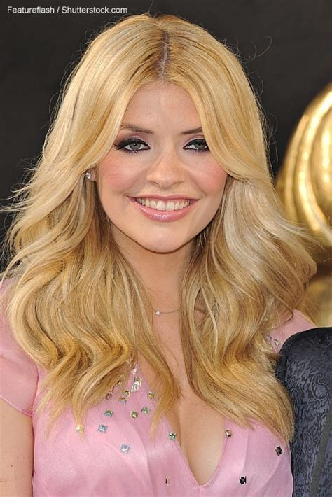 holly stars holly willoughby hairstyles
