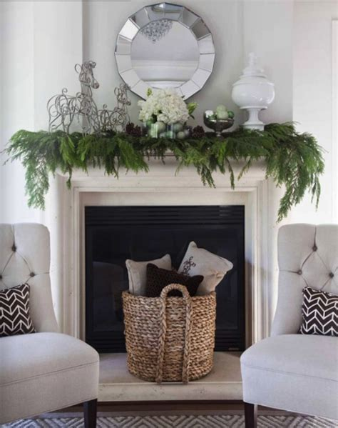 fireplace mantel ideas   holidays artisan