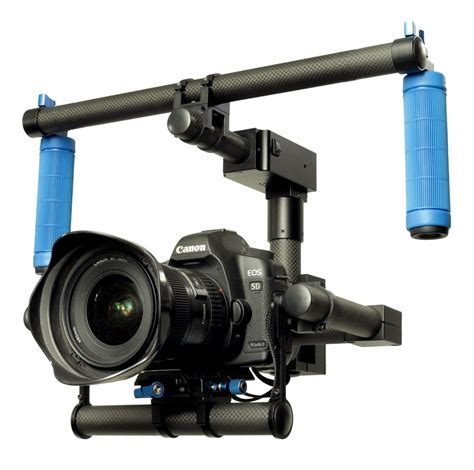 dslr stabilizer dslr 2 axis brushless carbon fiber gimbal