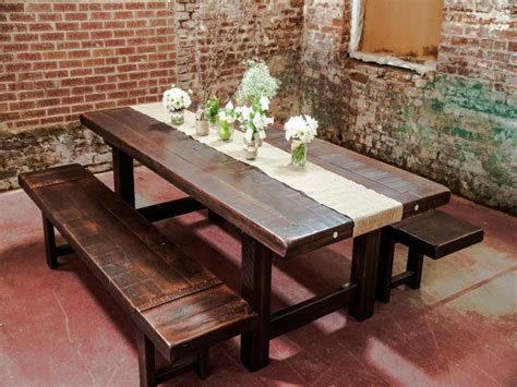 How To Make A Dining Room Table Simple Distressed Wood Dining Table How To Build Distressed Wood Intended For Distressed Dining