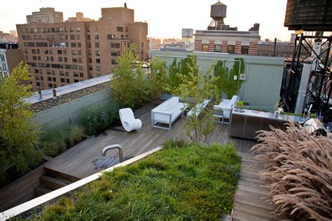 manhattan apartment meets garden escape inhabitat green design innovation architecture