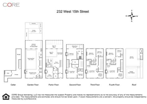 z floor plan 2 pricey pads trophy townhouse with swimming pool 10 995 000 pricey