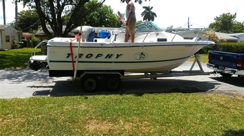are bayliner trophy boats good bayliner trophy 2052 1999 for sale for 7 000 boats from