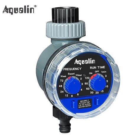 buy garden watering timer ball valve