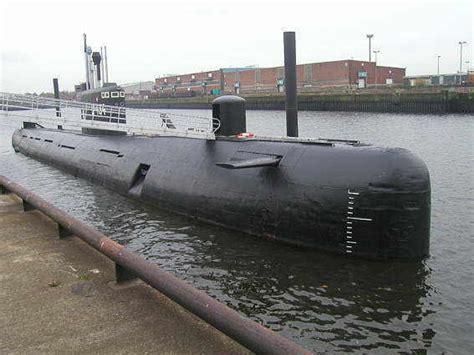 u boat museum hamburg gmbh u434seitenansicht