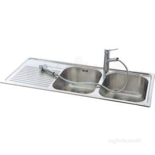 lavella corner kitchen sink with right hand double bowl lavella kitchen sink with left hand double bowls and