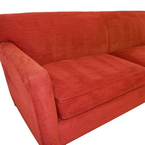 crate and barrel hennessy sofa hennessy sofa crate barrel hennessy leather sofa custom