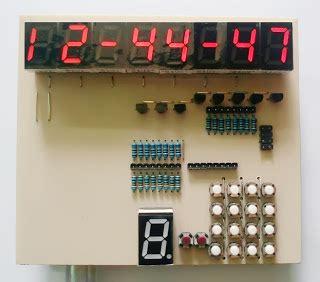 Harga Matrix Developer development board mikrokontroler at89s51 at89s52