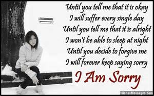Break Sorry Letter sorry i am sorry via wishesmessages com poems wishesmessagescom