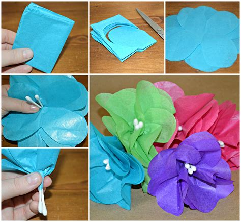 How To Make Hanging Tissue Paper Flowers - diy shower decor hanging globes lanterns tissue paper