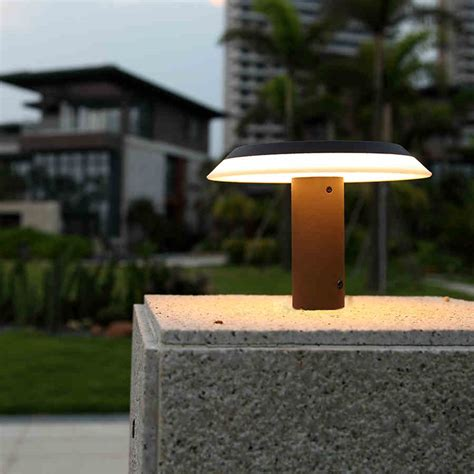 Patio Pillar Lights Buy Wholesale Outdoor Pillar Lights From China Outdoor Pillar Lights Wholesalers