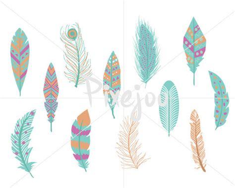 crea tu propio juju hat pompon plumas cliparts de la pluma descarga digital plumas de