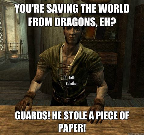 Skyrim Memes - 24 best skyrim memes funny skyrim memes of all time