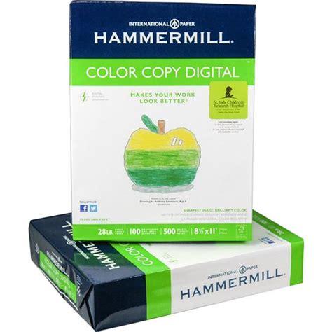 hammermill 102467 color copy digital paper nordisco