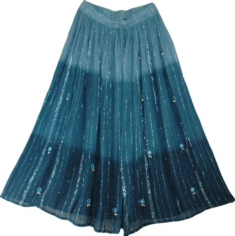 Indian Skirt 5 blue skirt with mirrors and bells this indian skirt is summerish sale on bags