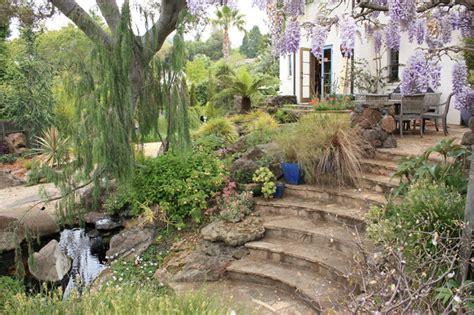 mediterranean landscaping design plan a mediterranean garden home and