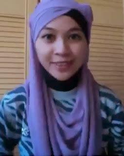 cara berjilbab 2014 video tutorial hijab cara berjilbab segi empat trend