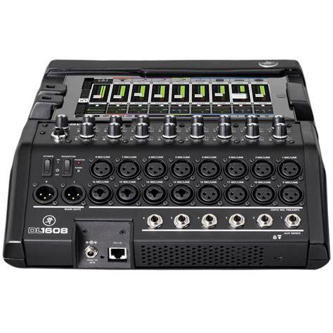Mixer Musik mackie dl1608 171 digital mixer