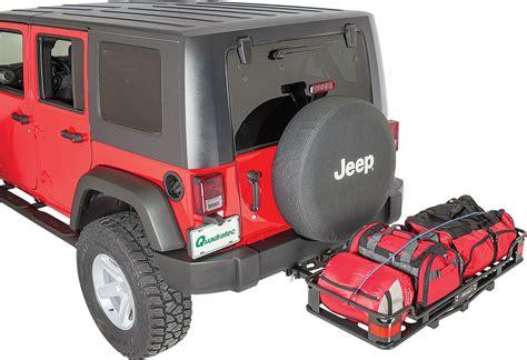 Jeep Cargo Carrier Versahitch Cargo Rack For 07 17 Jeep 174 Wrangler