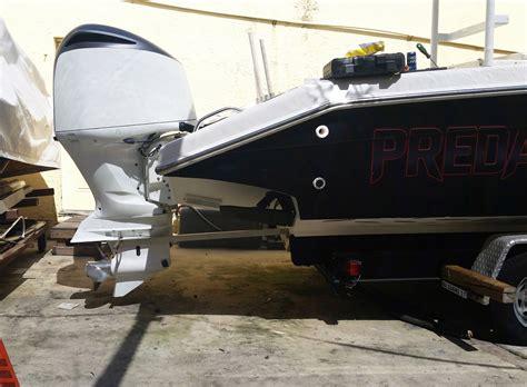 aluminum boat porpoising 3 blade or 4 blade for f350 yamaha v8 pics the hull