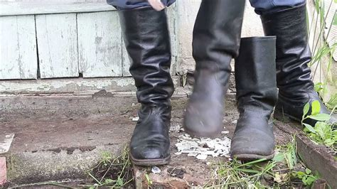 Yea Or Nay Valenkis Rus Boots by Russian Navy Boots Are Friendly To Soviet Officer Boots