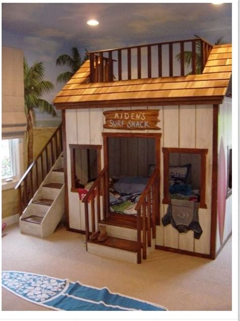 awesome kid beds cool for boys bed beds pinterest surf awesome and boys