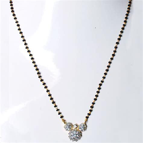 black bead chains in gold one gram jewellery black beed malas single black bead