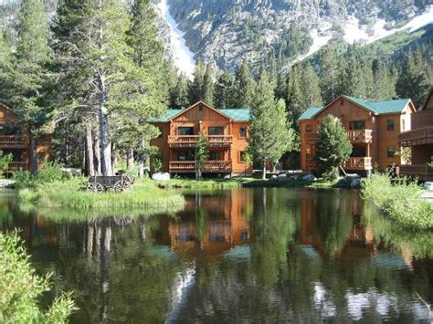 June Lake Cottages by Eagle Resort Spa In