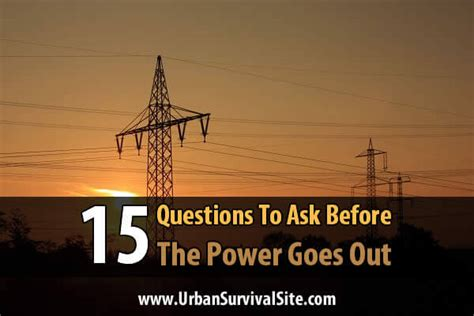 Ask More The Power Of Questions To Open Doors Uncover Ebook 15 questions to ask before the power goes out