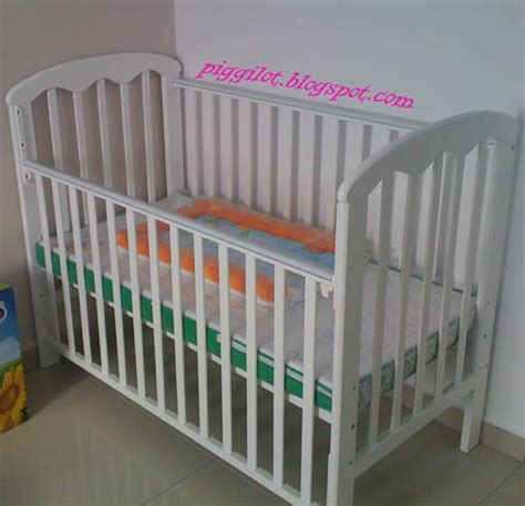 Crib Complain by Piggy Tales Baby Stuff Shopping Part 2
