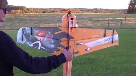 Twisted With An Edge twisted hobbys edge 540 v3 vectoring thrust rc airplane