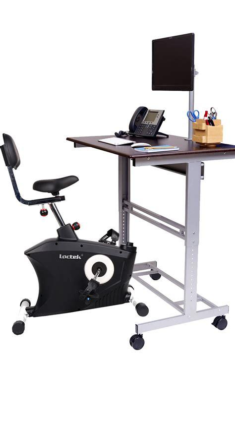 stationary bike desk stationary bike computer desk home furniture decoration