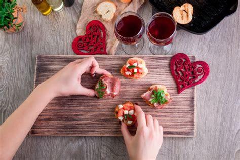 cena romantica cosa cucinare il 249 semplice di san valentino 5 ricette per una cena