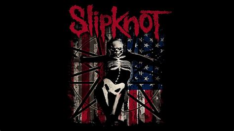 slipknot american flag pswallpaperscom