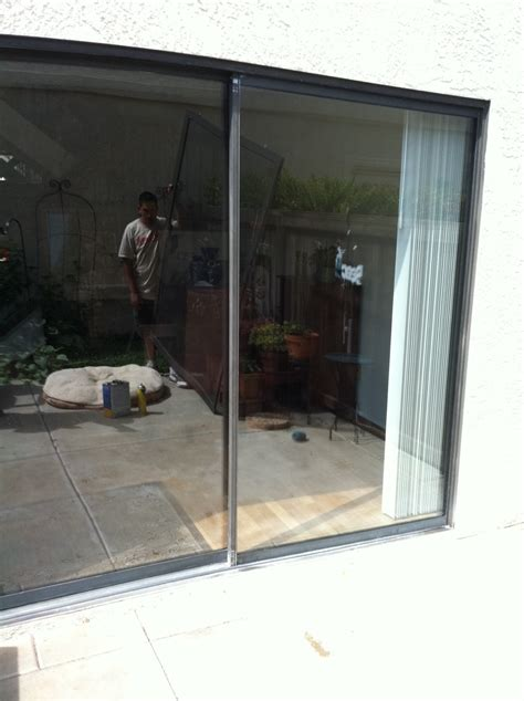 Patio Glass Door Repair Sliding Door Repair Carlsbad San Diego Track Repair Patio Door Repair