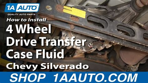walmart mitsubishi tv ls how to install replace 4 wheel drive transfer fluid